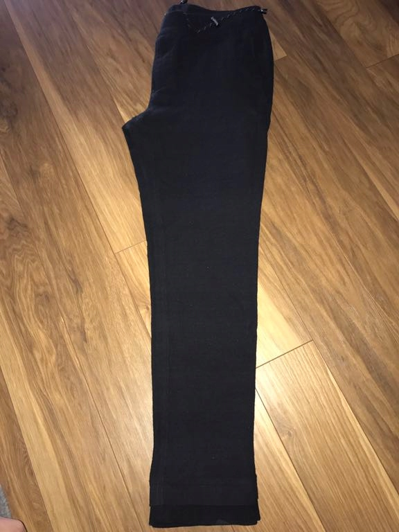 Spodnie Emporio Armani Robert Line super stan
