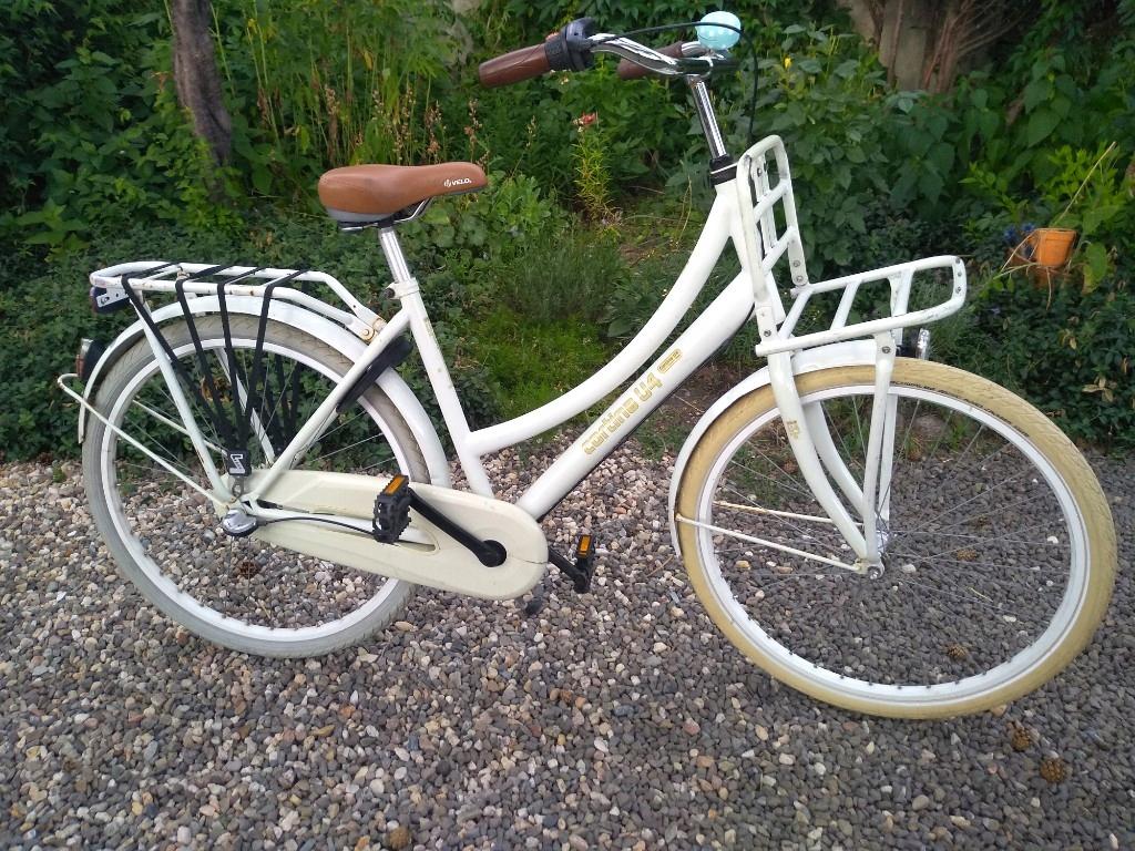 Rower Damka Łabędź Cortina Nexus 26''