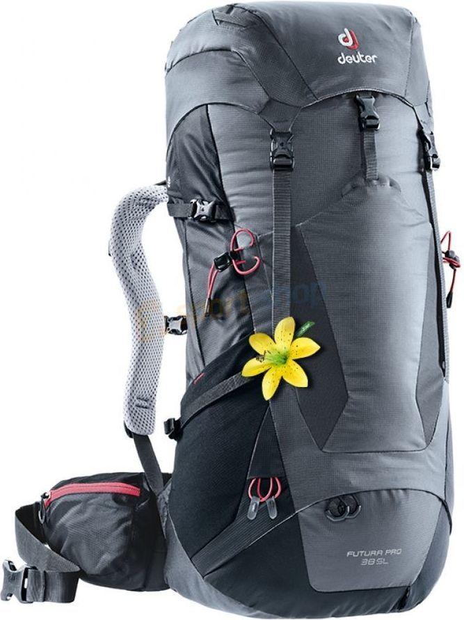 Plecak trekkingowy damski Futura PRO 38 SL - Deute