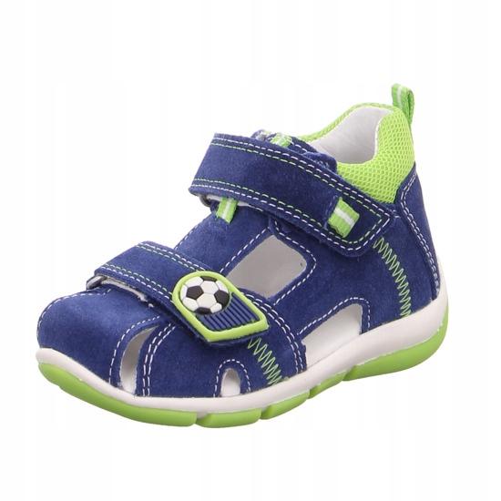 SUPERFIT 4-00144-80 sandałki,sandały kryte r 22