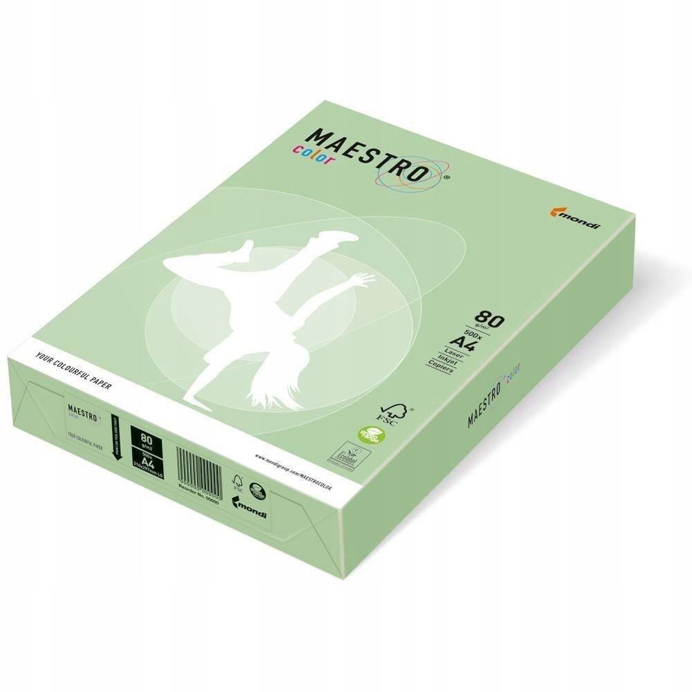 BYD - Igepa Papier Igepa Pastel Maestro zielony MG