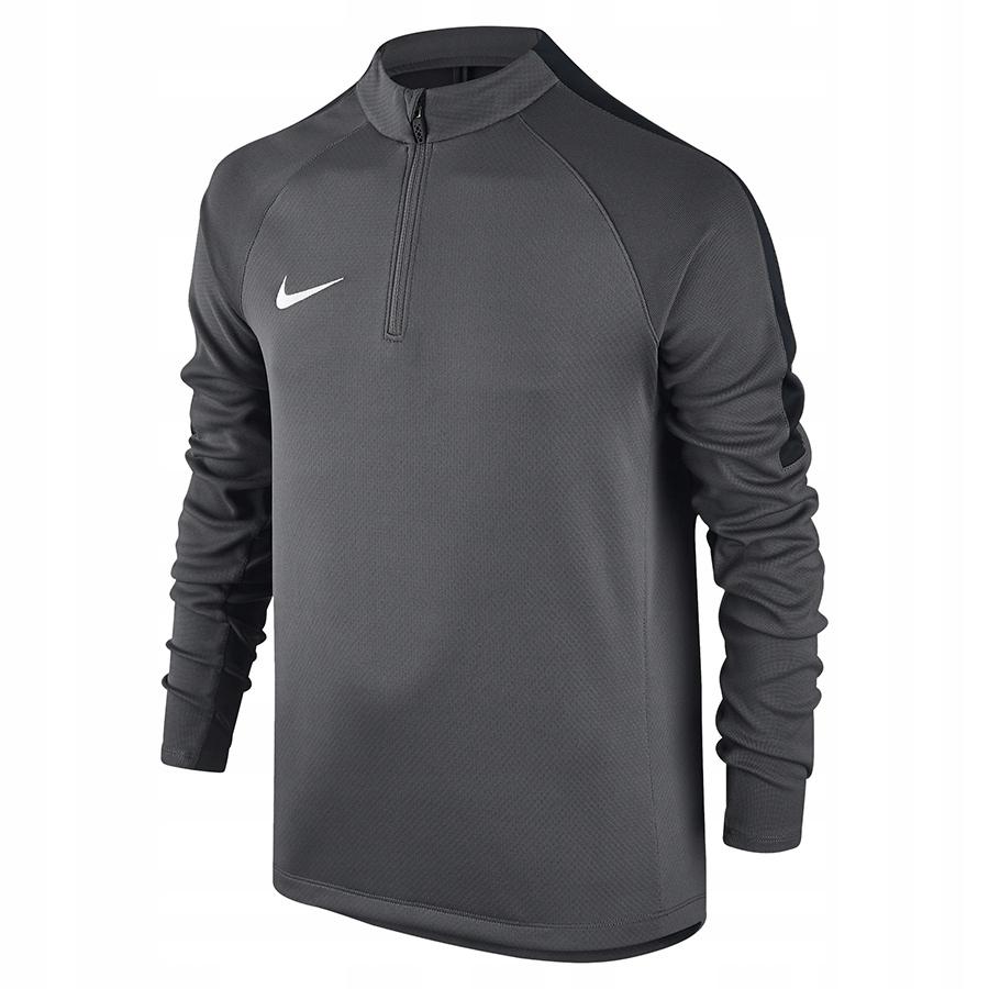Bluza Nike Squad Football Drill Top Y L szary!