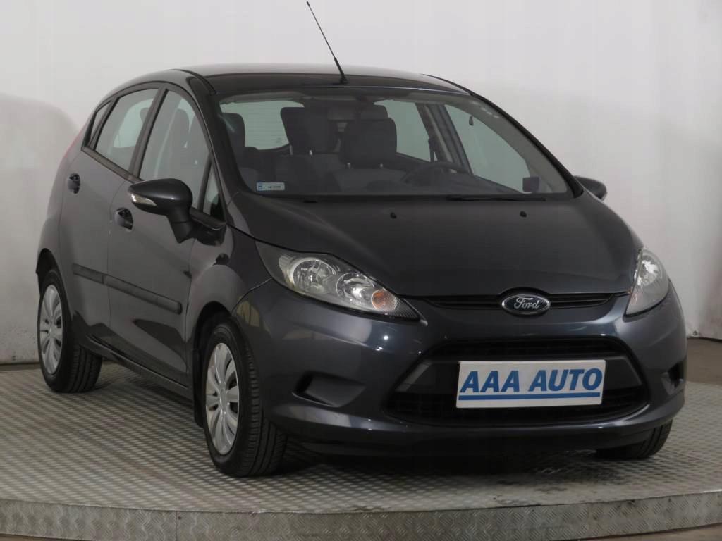 Ford Fiesta 1.25 i , Salon Polska, Serwis ASO