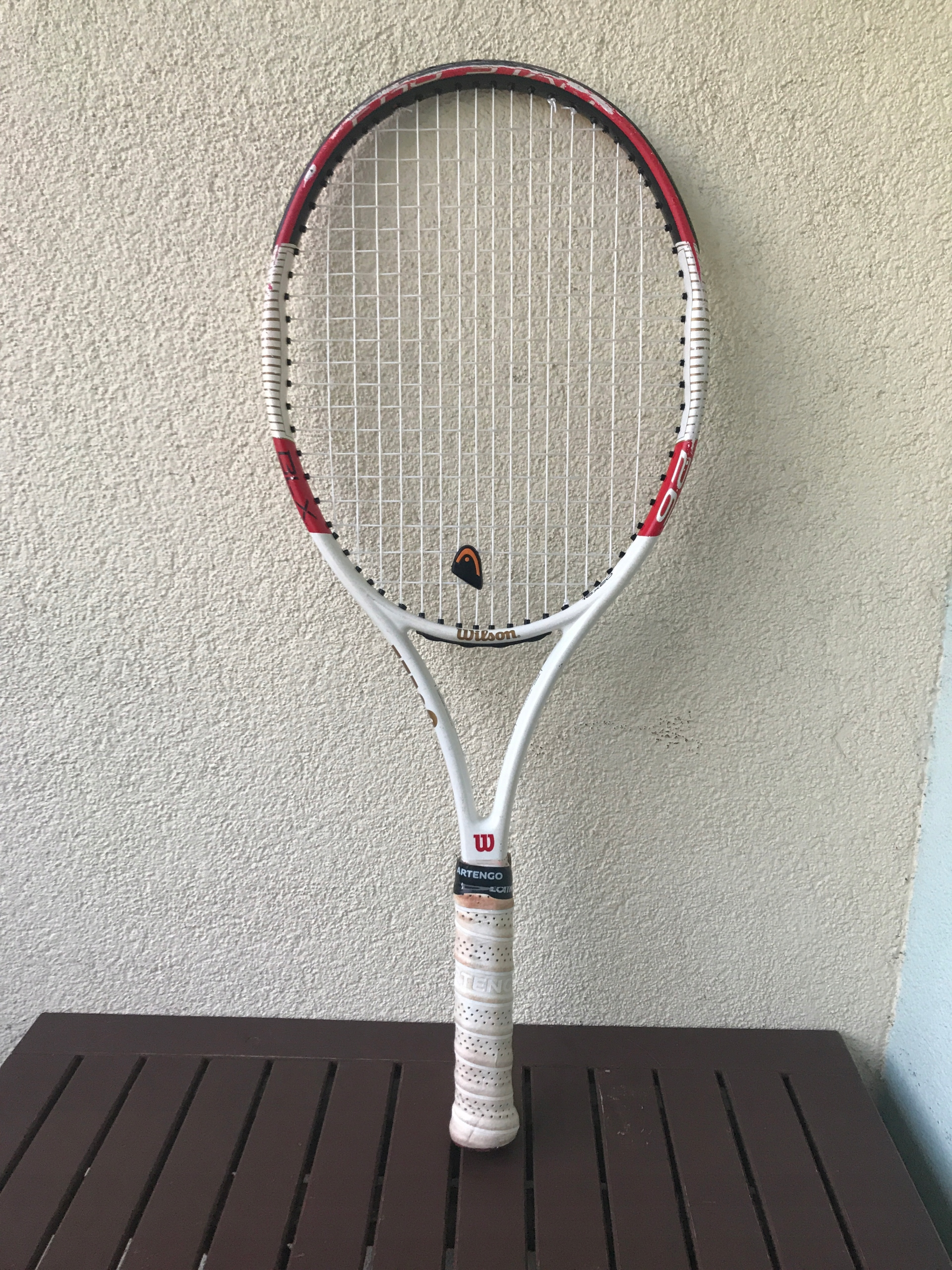 rakieta tenisowa juniorska WILSON PRO STAFF 26