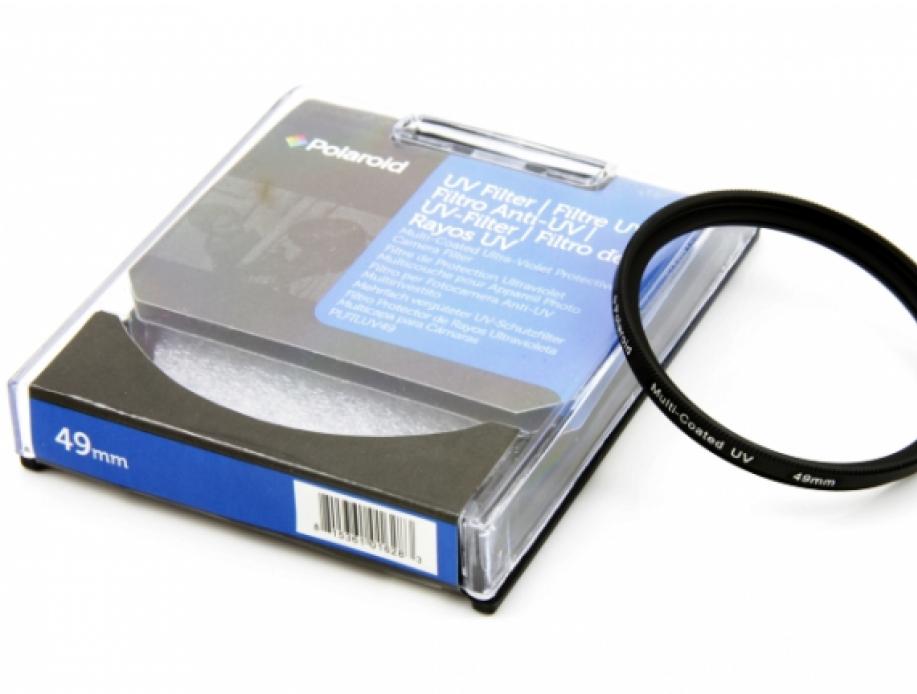 Polaroid Multi-Coated filtr UV M:49