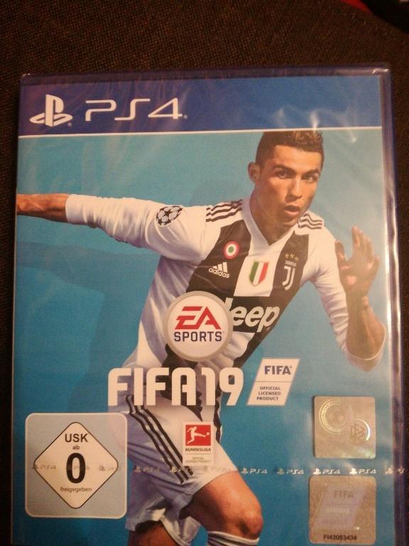 FIFA 19 nowa