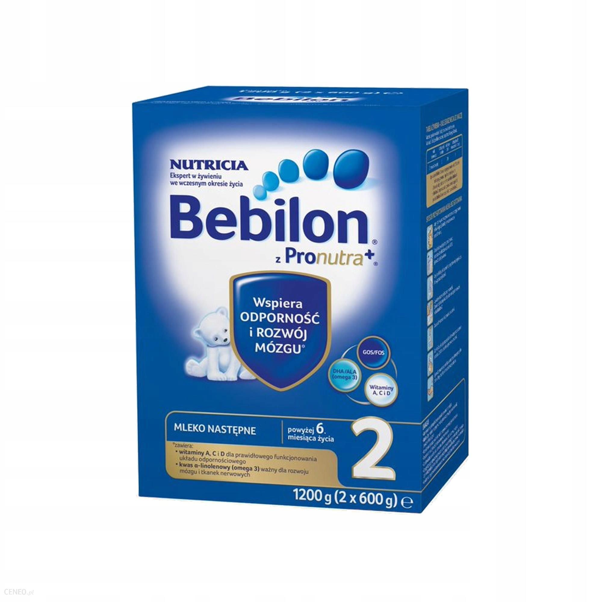 Bebilon 2 z Pronutra+ proszek 1200 g