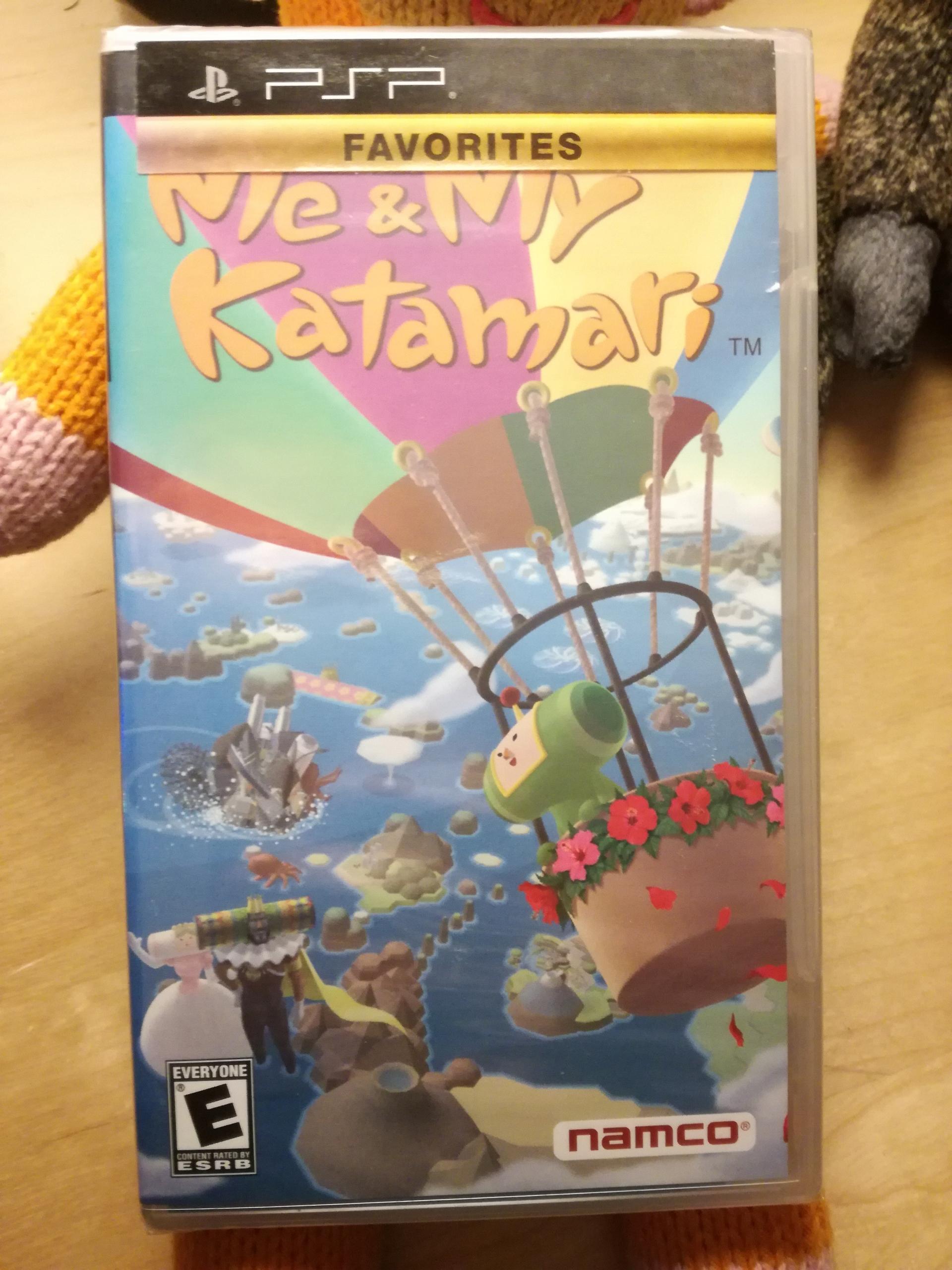 Me & My Katamari - NOWA w folii - gra na PSP