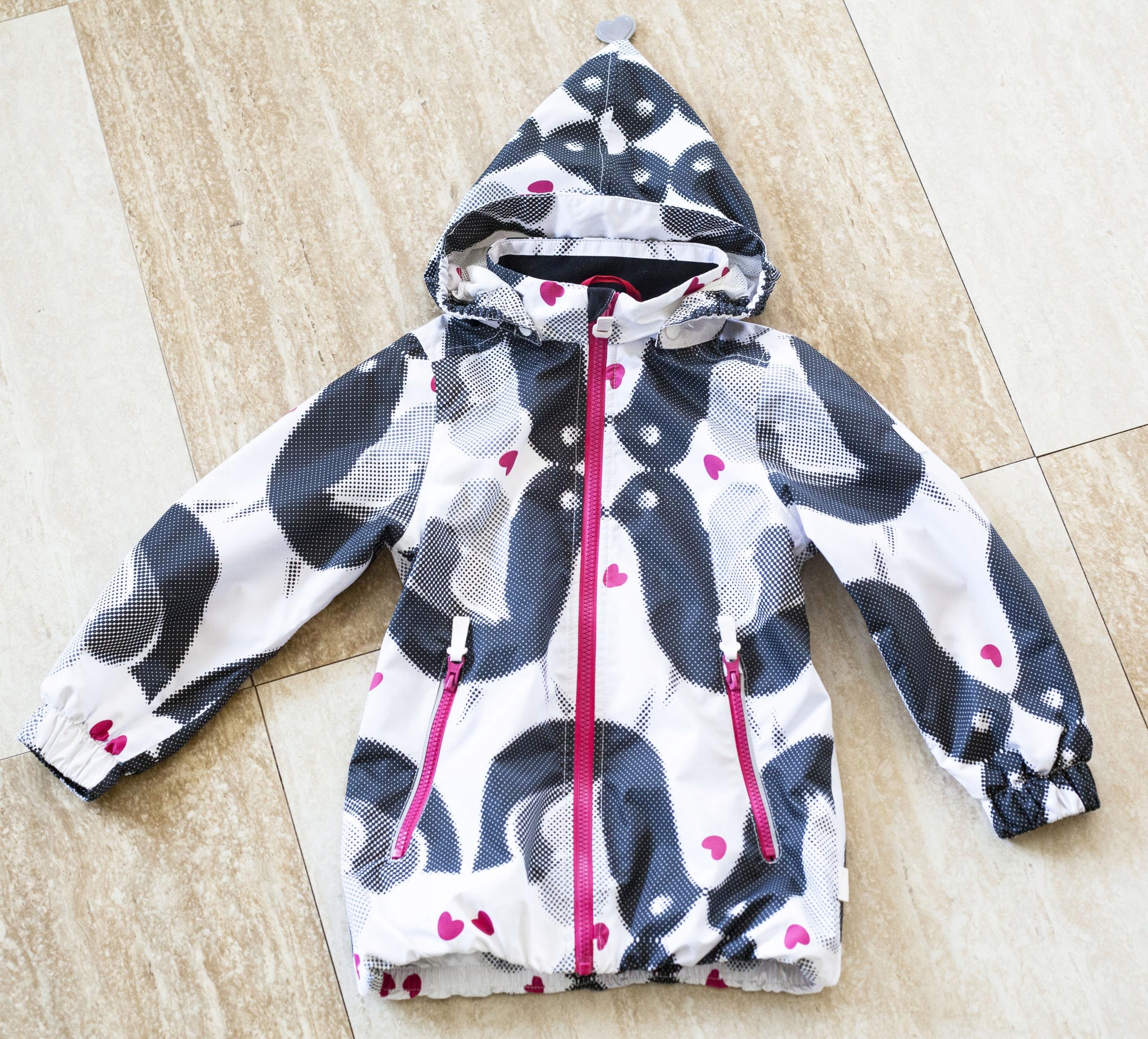 kurtka przejściowa Reima Hetki 110 dla dziewczynki