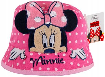 Myszka Minnie Kapelusz dla dziewczynki Disney * 52