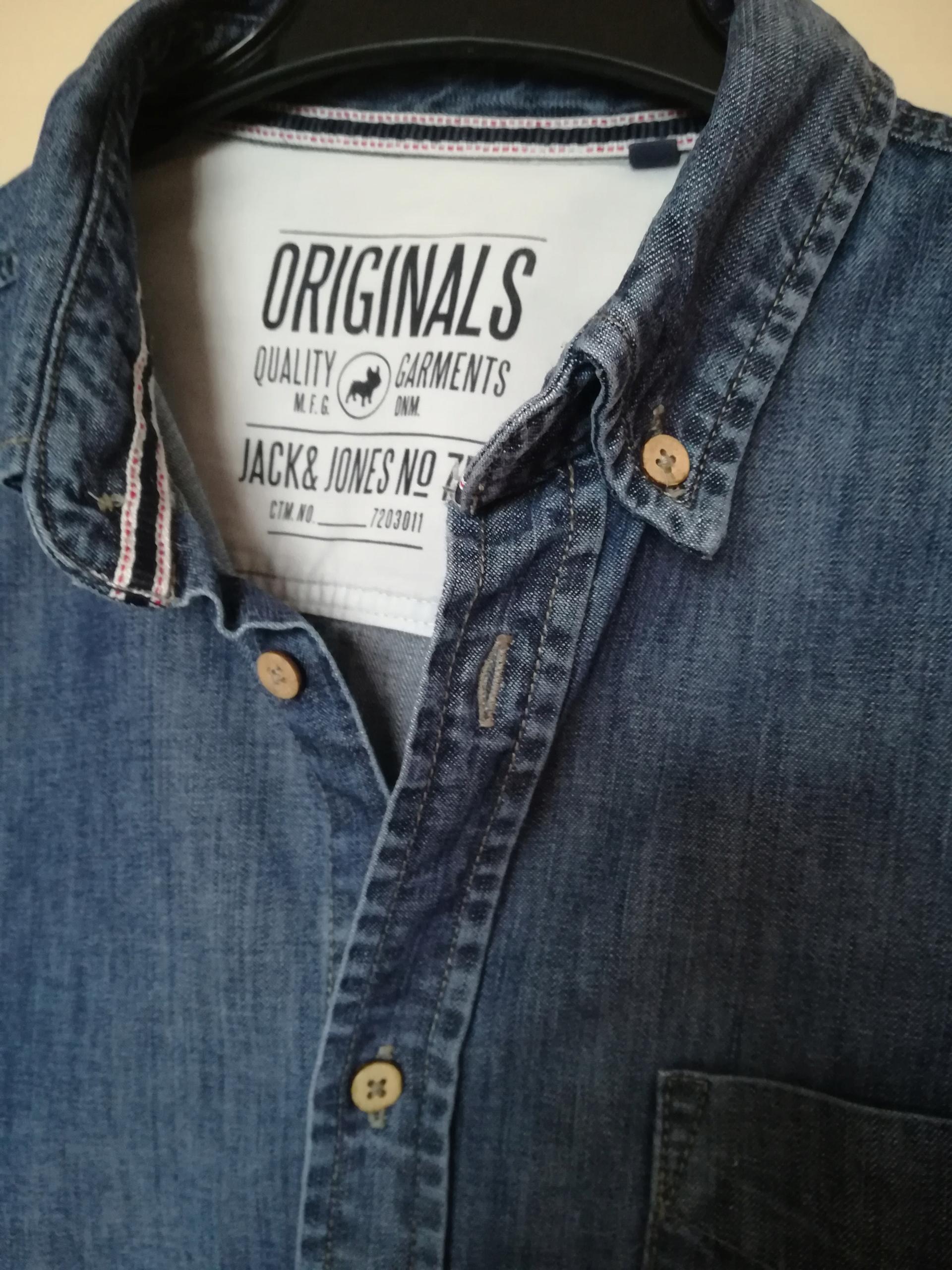 Jack&Jones Koszula jeans L