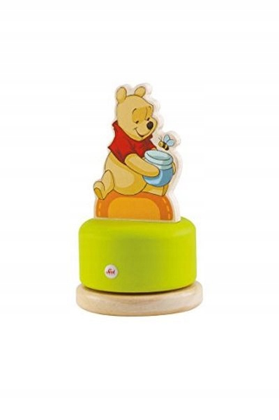 Sevi Winnie The Pooh Music Box Ball