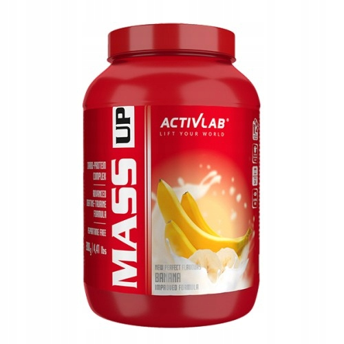 Activlab Mass UP 3500g / joghurt cherry Activlab