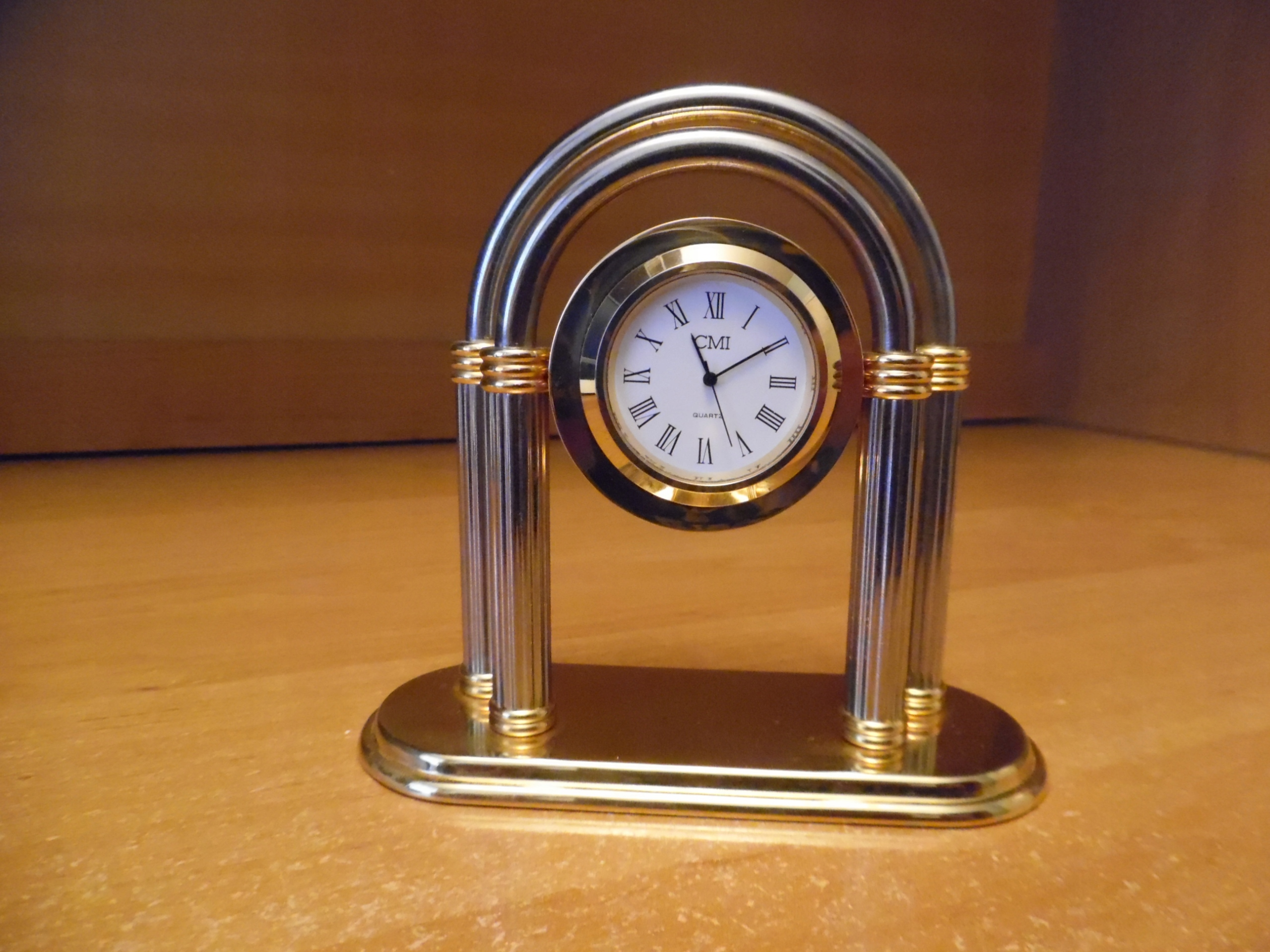 Zegar biurowy bufetowy