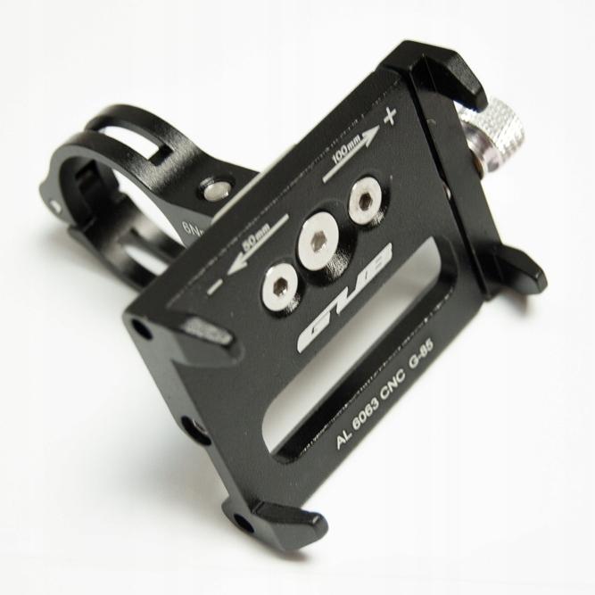 Aluminiowy uchwyt GUB G-85 do telefonu
