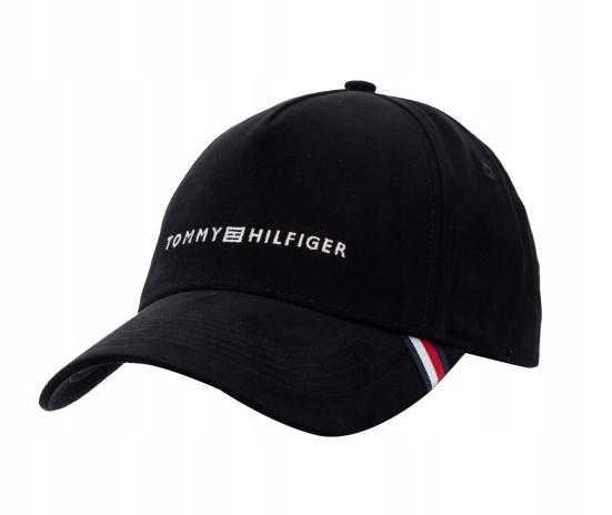 Tommy Hilfiger czapka AM0AM04849002 r. UNI