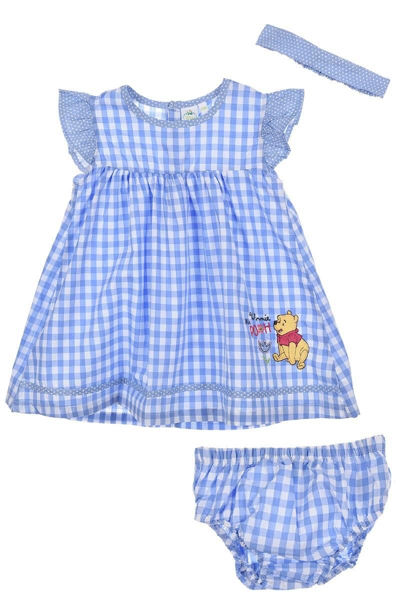 Puchatek Komplet sukienka opaska dziewczynki * 71