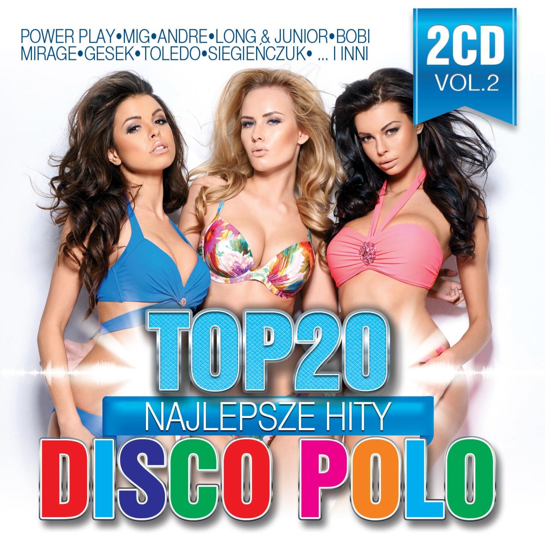 Najlepsze hity disco polo vol.2 (2CD)