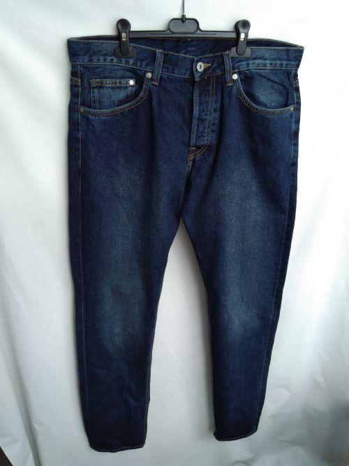 d. Jeansy męskie H&M XL