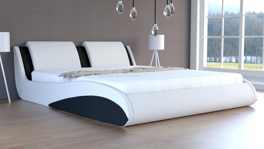 łóżko Stilo 2 Standard Ze Skrzynią 160x200 Nowość