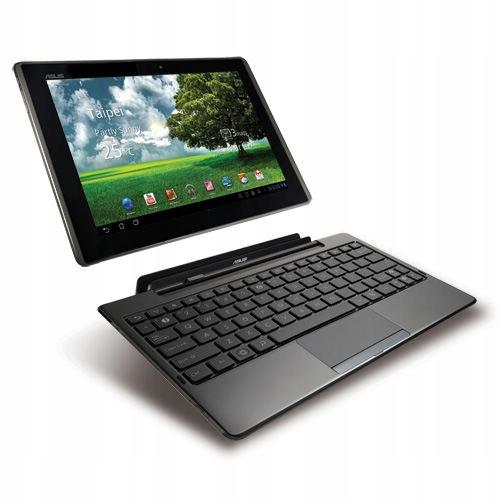Tablet Asus EEE Pad Transormer TF101 + klawiatura