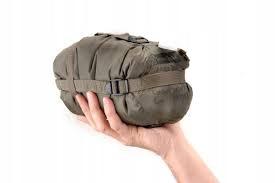 Snugpak śpiwór Jungle Bag LH, z moskitierą, olive