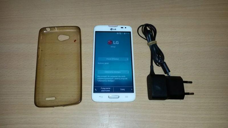 LG L90 + ŁADOWARKA