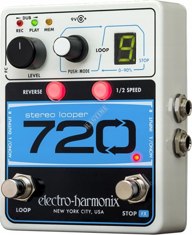 Electro Harmonix 720 Stereo Looper looper gitarowy
