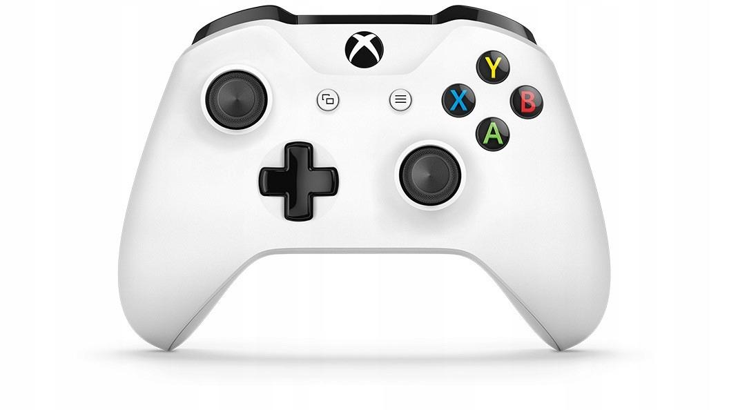 Xbox One Kontroler bezprzewodowy biały TF5-00004