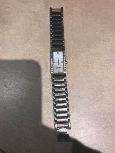 zegarek esprit srebrny