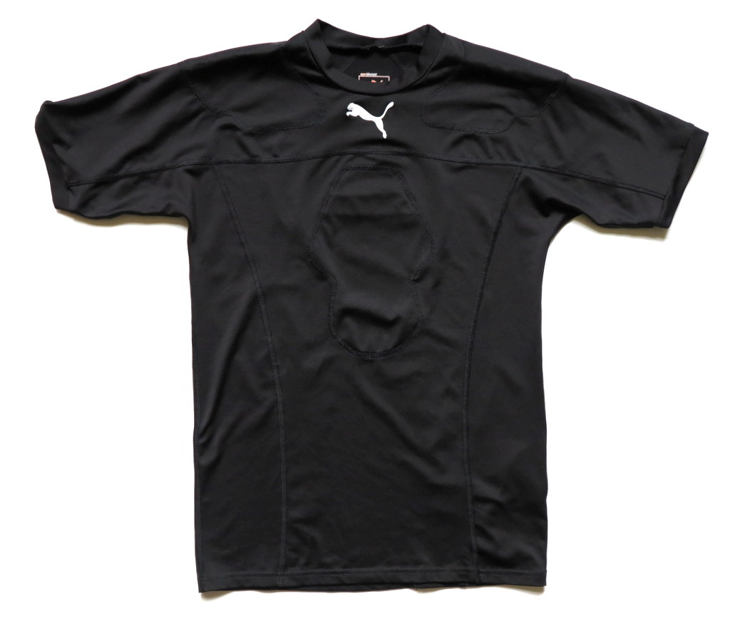 PUMA_koszulka termoaktywna_BLACK_roz.S