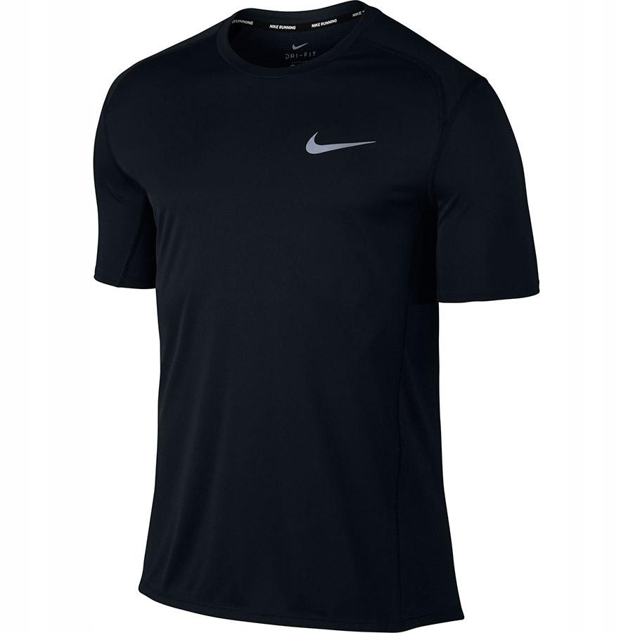 Koszulka Nike Dry Miler Top SS 833591 010 S czarny