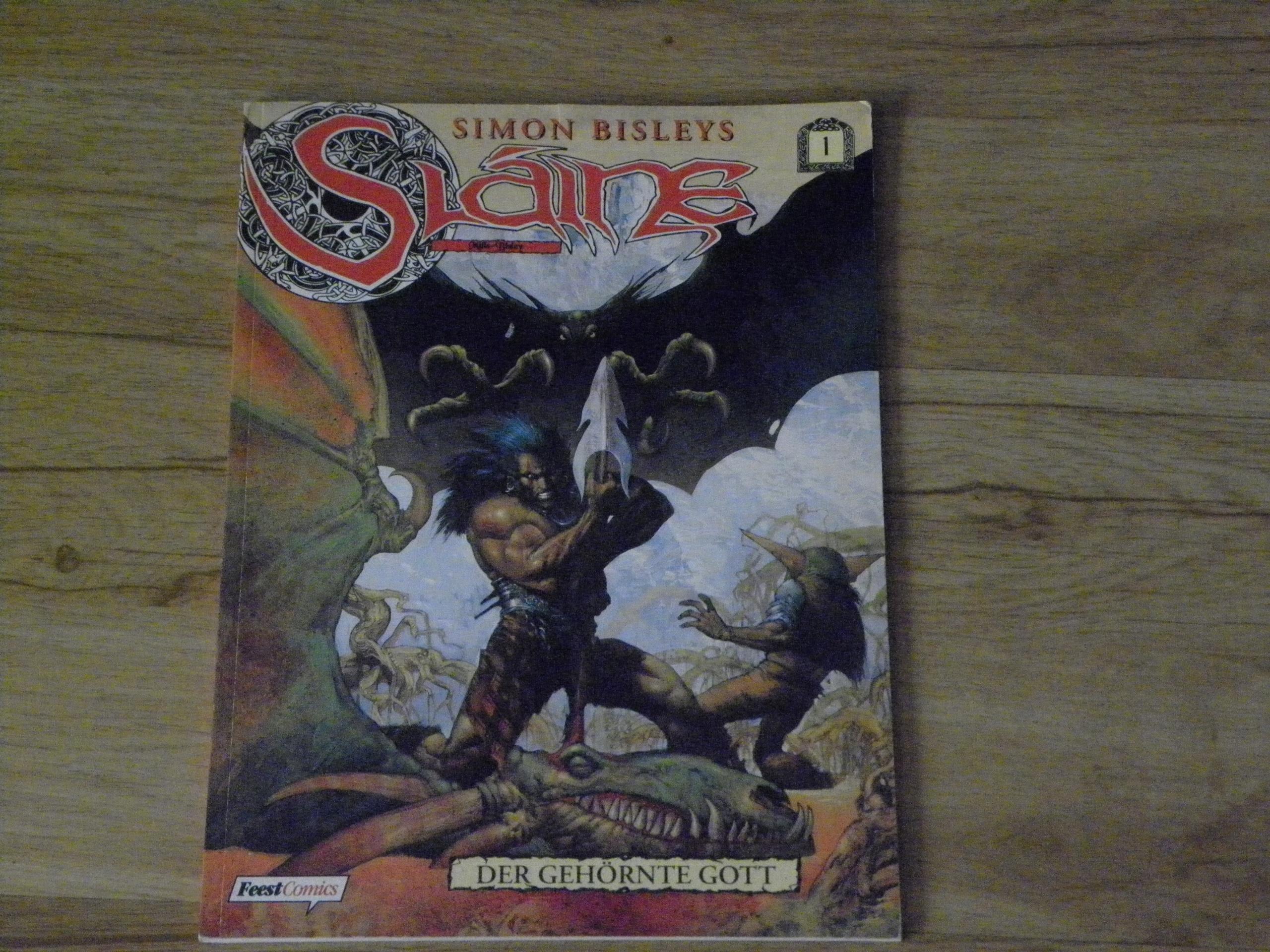 Slaine, S. Bisleys, 1996