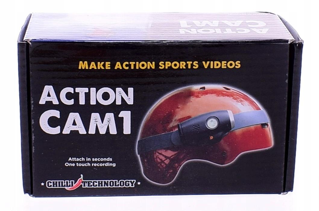 9444-13 .....ACTION CAM1.... KAMERKA NA KASK