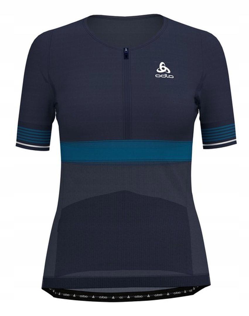 ODLO Koszulka rowerowa damska ZEROWEIGHT Shirt M