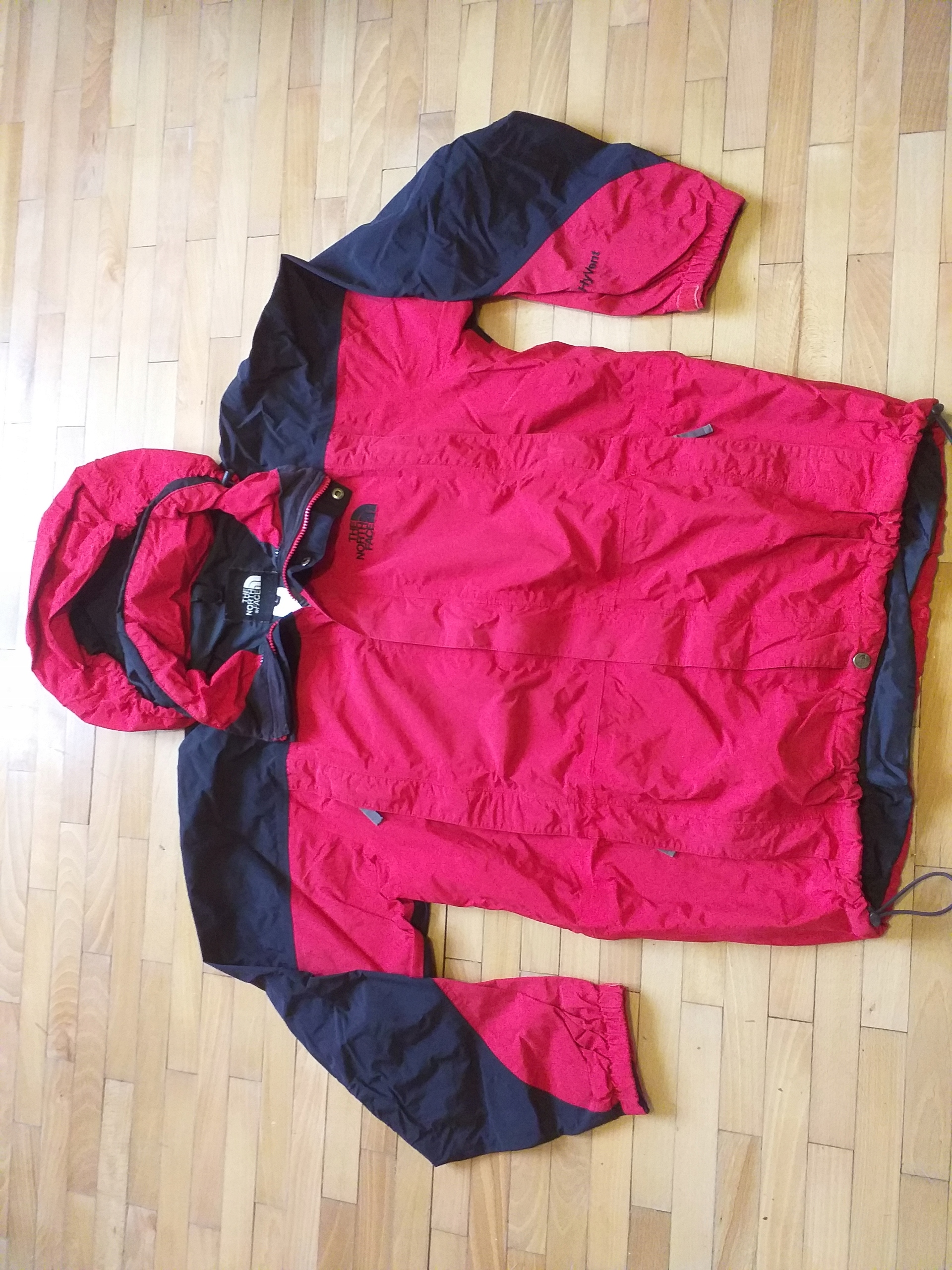 KURTKA THE NORTH FACE HY VENT ROZ.L