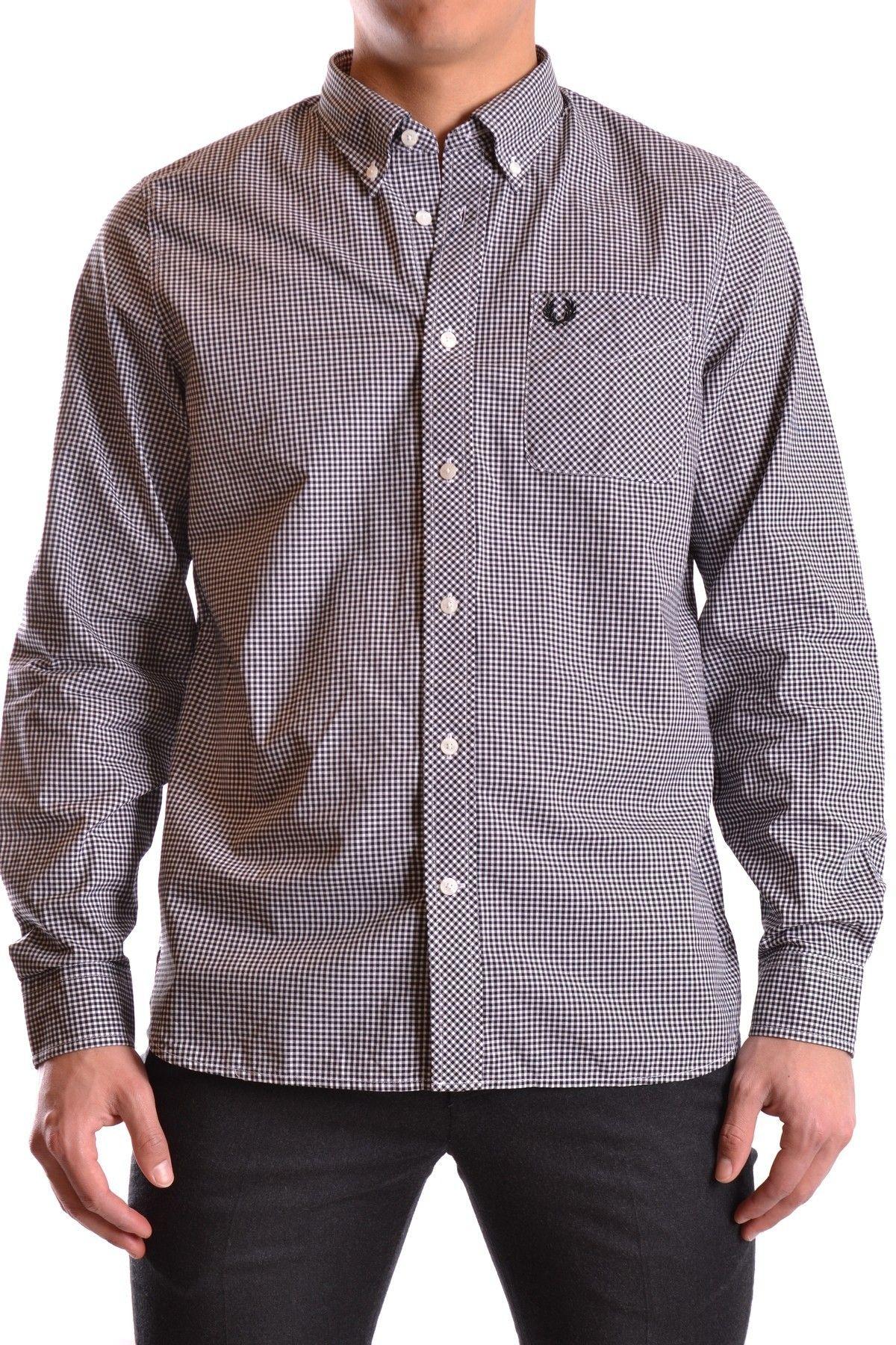 Fred Perry Koszula Mężczyzna XS