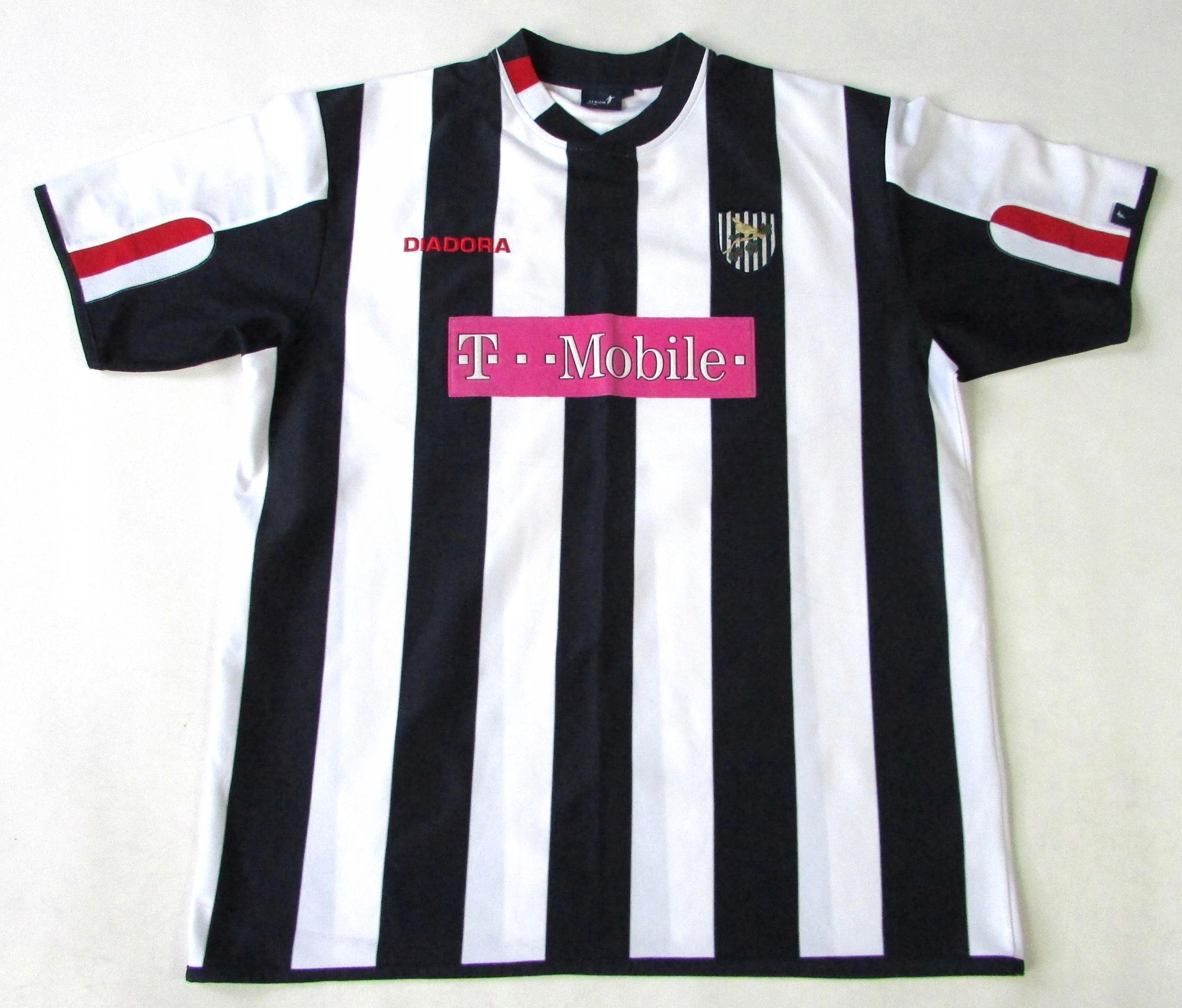 WEST BROMWICH ALBION__Oficjalna koszulka_2004/05