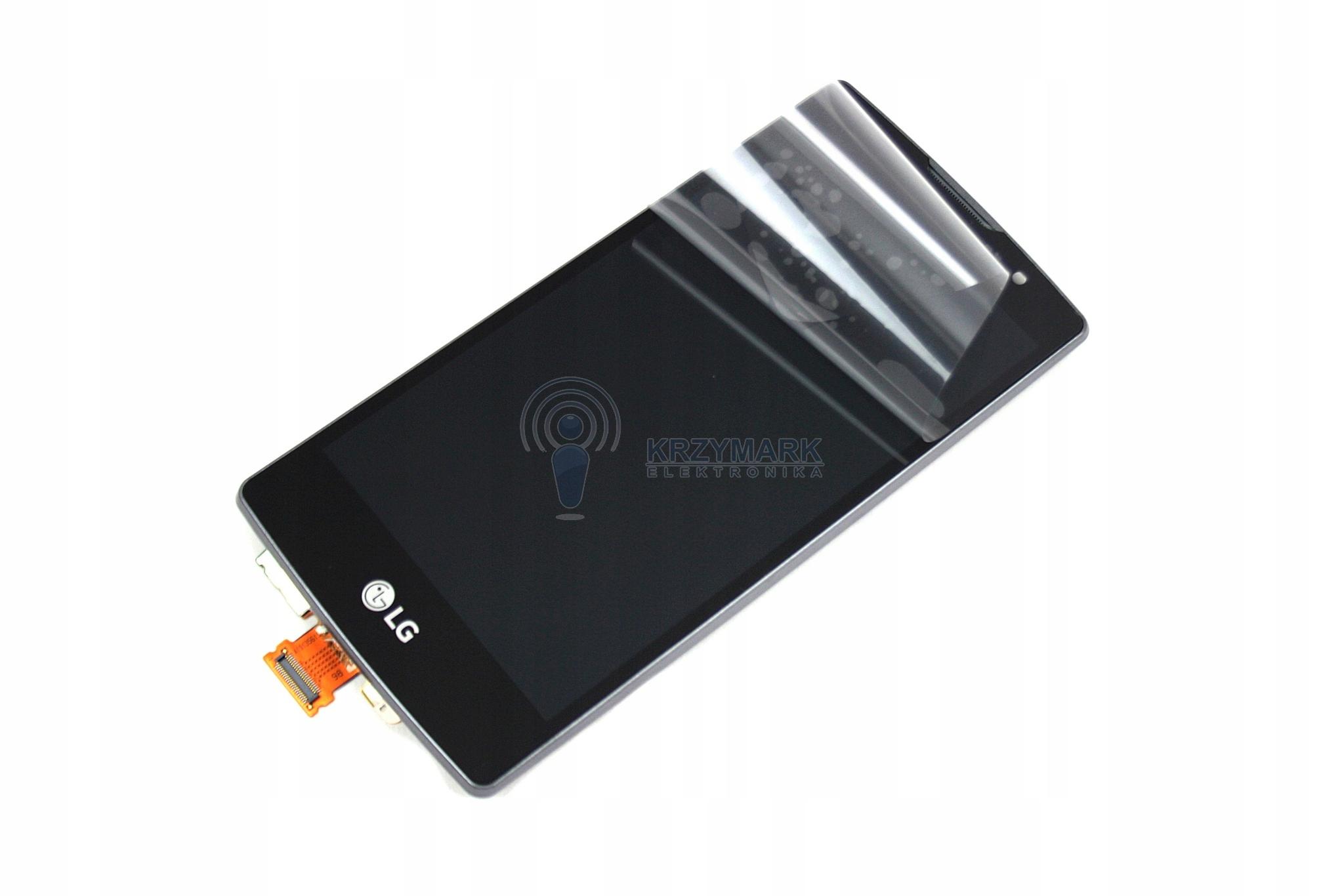 DIGITIZER WYŚWIETLACZ LCD LG SPIRIT LTE H440Y NOWY
