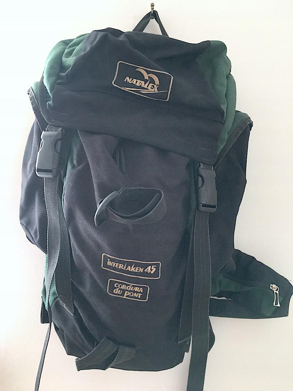 Plecak Natalex Interlaken 45 używany