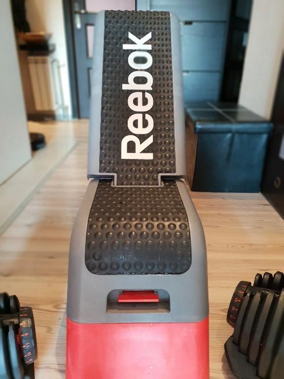 Ławka Step Reebok Deck RSP-16170