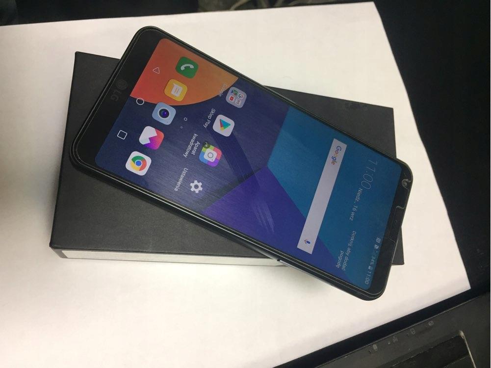 LG G6 Gwarancja, stan idealny