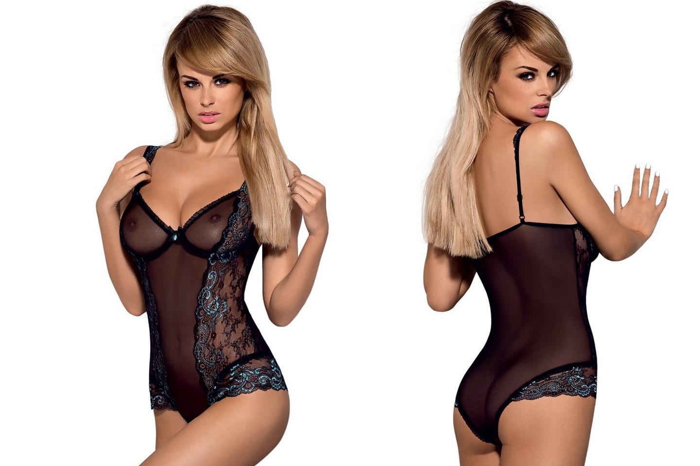 Sexy Bielizna Open Body otwary krok S/M Amanta!