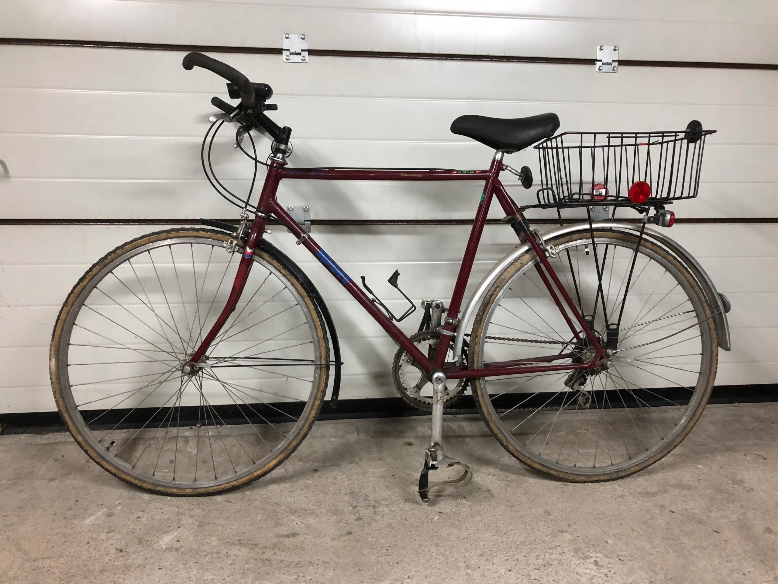 Rower z PRLu  Romet Sport