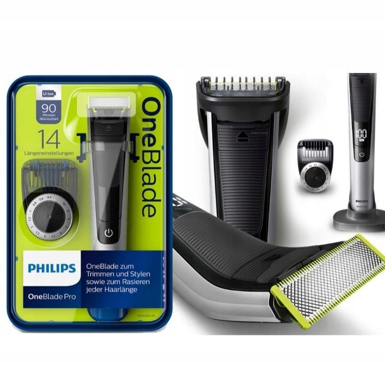 Philips Golarka Trymer One Blade Pro