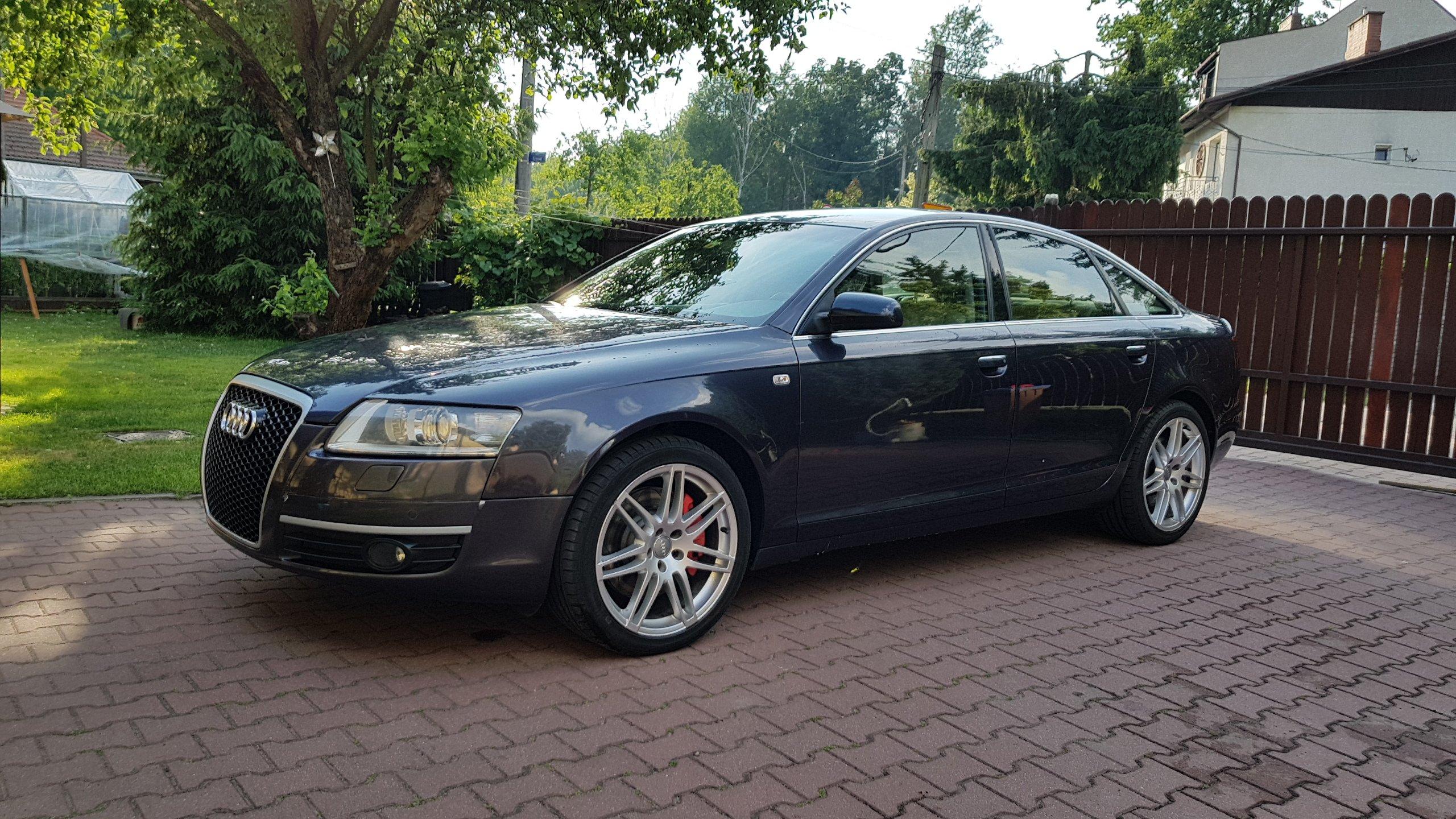 Audi A6 C6 42l 335 Km Gaz Quattro Tiptronic 7382740151