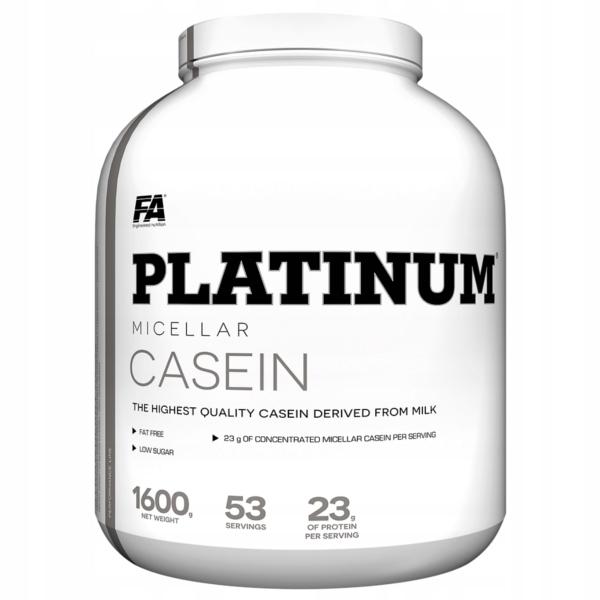 FA Nutrition Performance Platinum Casein - 1600g