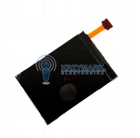 LCD WYŚWIETLACZ EKRAN NOKIA N82 E52 E66 N77 E55