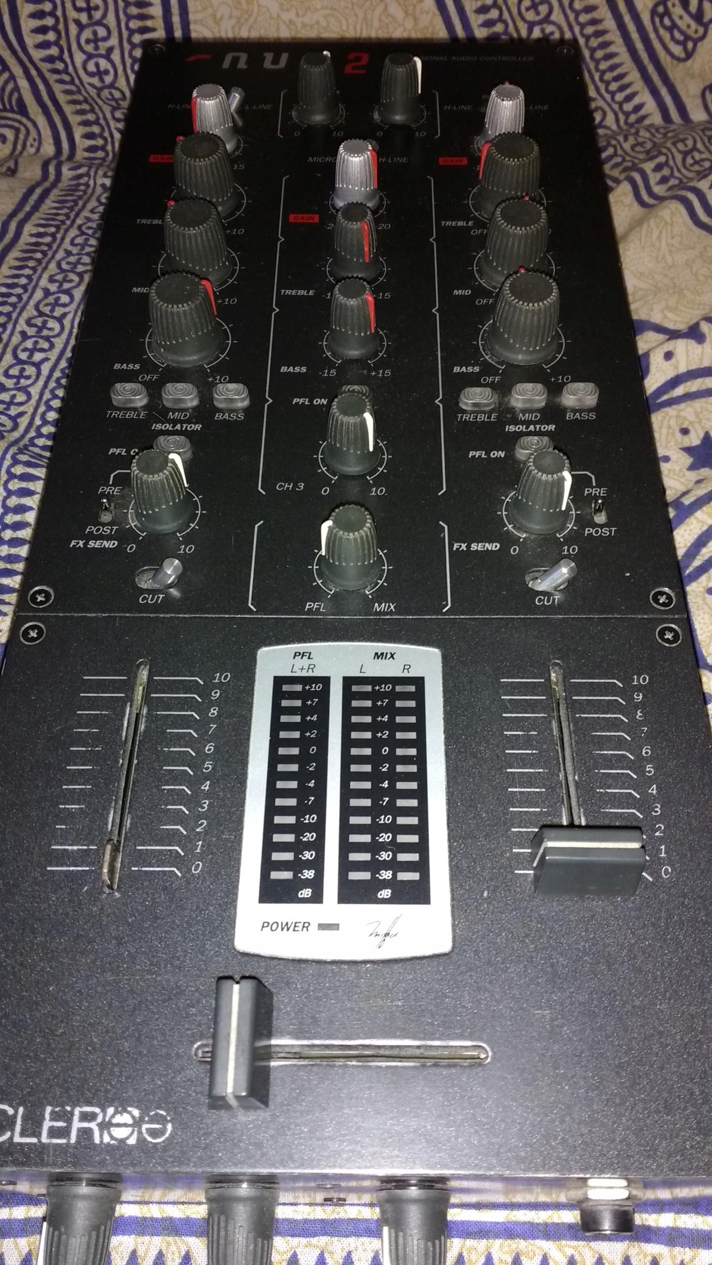 DJ mixer mikser Ecler Nuo 2 super stan!