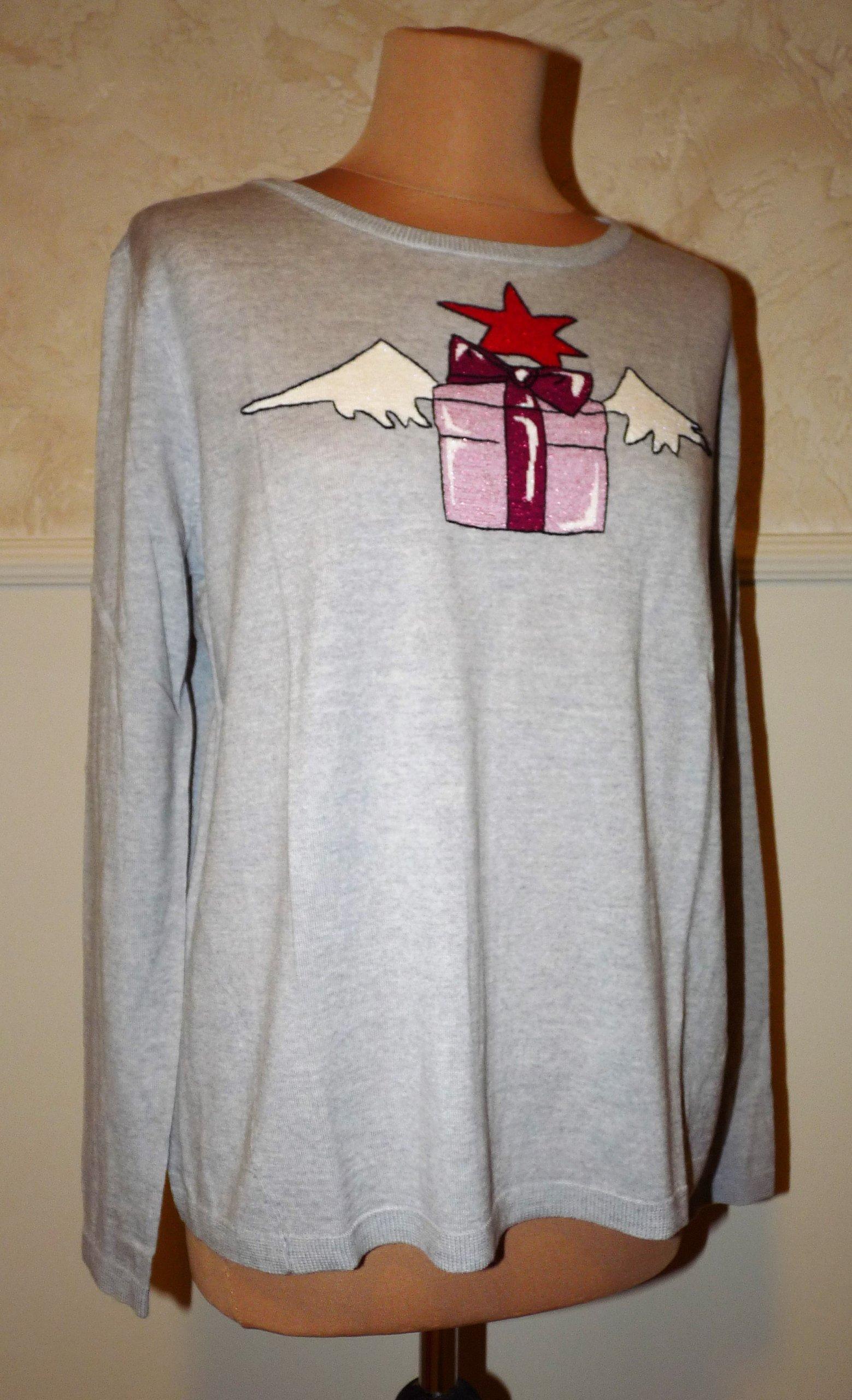 SCHUMACHER piękny sweterek r.3 M/L NOWY